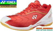 NEW YONEX SHB-65AW BADMINTON SHOE INDOOR RED