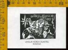 Ex Libris Mario De Filippis c 475  Ungur Horea Dumitru Romania
