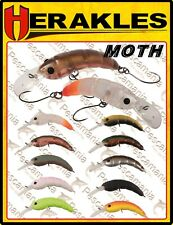 Artificiale spinning hard bait Herakles MOTH crank 37mm 2,2gr trout area