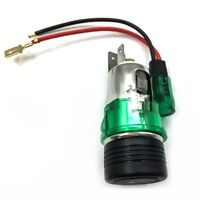 12V Car Van Cigarette Lighter Replacement Socket with Night LED Light UK