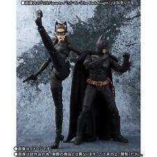 Bandai S.H.Figuarts Batman & Catwoman (The Dark Knight Rises) Set Japan version