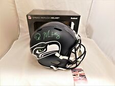 DK METCALF Signed / Autographed Seahawks Full Size Replica Speed Helmet JSA COA