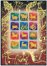 THAILAND 2014 Zodiac S/S