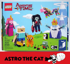 LEGO Ideas 21308 Adventure Time - Brand new - Get 5% off