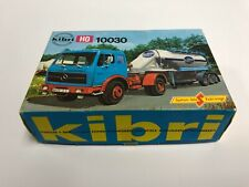 Mercedes Schmidt Tanker Truck KIBRI HO scale kit # B-10030