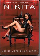 COFFRET 5 DVD ZONE 2--SERIE TV--NIKITA--INTEGRALE SAISON 1