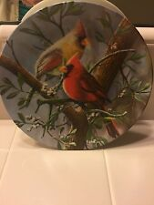 """The Cardinal Knowles Collector Plate Kevin Daniel 1984 First Issue 8.5"""" Vintage"""