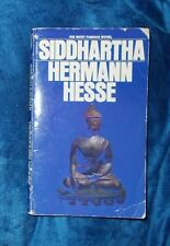 Siddhartha by Hermann Hesse (1996, Paperback)  Good