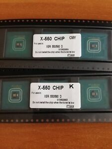 Reset Chip drum Xerox Color  550, 560, 570, WorkCentre 7965, 7975  Compatible