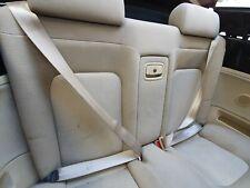 VW BEETLE CONVERTIBLE BEIGE REAR SEAT BELTS