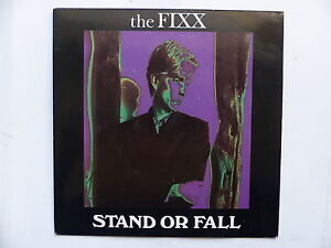 45 Tours THE FIXX Stand or fall , the strain