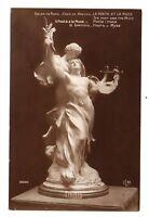 Art - cpa - Le poète et la muse par Charles BRETON - Salon de Paris ( i 2228)