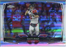 TOPPS Chrome Football 2014 REFRATTORE CARD #94 MATT RYAN-Atlanta Falcon