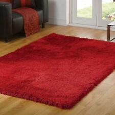 Rectangle Solid Pattern Modern Rugs