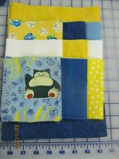 My Favorite Disney Characters Disappearing 9 Patch Baby Quilt Complete Kit