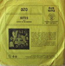 """OZO - Kites ~ 7"""" Single PS PROMO"""