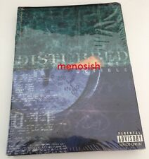 DISTURBED INDESTRUCTIBLE CD + DVD BOX W/CARD SEALED SUPER RARE SPECIAL EDITION