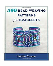 500 Bead Weaving Patterns for Bracelets Free Shipping