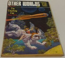 Vintage - Other Worlds - Science Stories- June - 1953 - Please Read