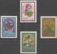 Timbres Flore Madère 91/4 ** lot 8279