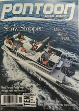 Pontoon and Deck Boat Jun 2017 The Show Stopper Meet the Mirage FREE SHIPPING sb
