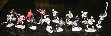 HUGE Lot of 14 Sports Hockey Figurines LOOK!!!!!