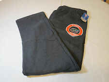 NFL Miami Dolphins Fleece Sweat Pants Officially Licensed XL Charcoal Grey