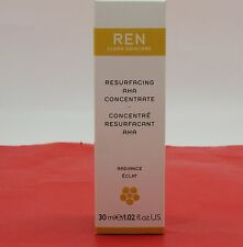 Ren Clear Skincare Resurfacing Aha Concentrate 30 mL 1.02 Oz