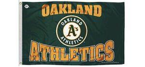 Oakland Athletics Flag A's 3x5 Banner