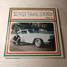 EAST SIDE STORY Vol 5 Vinyl LP ORIGINAL PRESSING Trenton Music