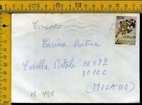 Repubblica francobollo commemorativo isolato N 436