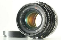 """Exc+5"" Hasselblad Carl Zeiss Planar T* 100mm F/3.5 C Lens Black From JAPAN"