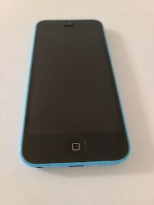 Apple iPhone 5c - 8GB - Blue (AT&T) A1532 (GSM)