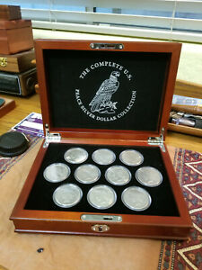 """US """"Peace"""" Silver Dollar Collection 1921 - 1935"""