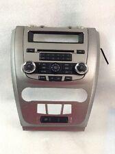 2010 2011 2012 Ford Fusion Radio Control Panel OEM #B69 9E5T18A802AE
