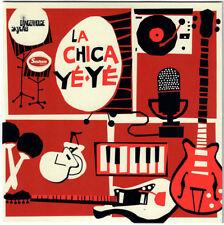 LA CHICA YE-YE SHAKE SHAKE SHAKE DANGERHOUSE SKYLAB RECORDS VINYLE NEUF NEW