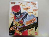 Zyuden Sentai Kyoryuger Zyudenchi Set DX BANDAI Metallic Dino Charge from Japan