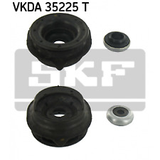 2 x Front Top Shock Absorber Strut Mount & Bearing Fiat 500