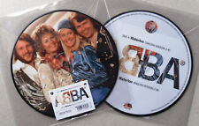 "ABBA * WATERLOO * 40TH ANNIVERSARY LIMITED NUMBERED 7"" PICTURE DISC * BN&M!"
