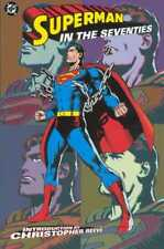 DC Comics Superman in the Seventies Paperback NEW store stock
