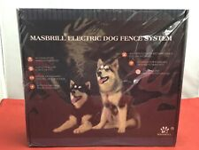 MASBRILL Underground Electric Dog Fence Containment System- NEW