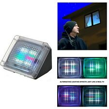 FAKE TV TV Simulator Light Extra Bright Burglar Deterrent by Dropcessories