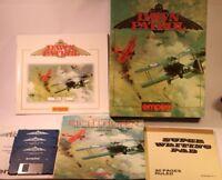 COMMODORE AMIGA 500/600/1200 GAME - DAWN PATROL - BIG BOX GAME  BY EMPIRE 1994