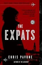 The Expats: A Novel by Chris Pavone, Trade Paperback -- free shipping