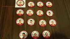 """PETE GOEGAN 1995-96 PARKHURST 66-67 COIN #54 INSERT 1 3/8"""" RARE RED WINGS"""
