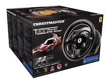 THRUSTMASTER T300 FERRARI GTE PC PS3 PS4 Racing rueda + Pedales 4168050, marca de caja