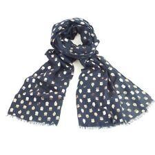 Sciarpe, foulard e scialli da donna blu