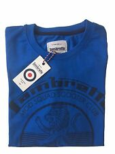 Lambretta MOD SQUAD Short Sleeved Round Neck Navy T Shirt Size XXL