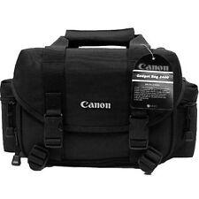 Canon EOS 50D/60D/70D/80D Digital SLR Camera Case Bag w/ Shoulder Strap
