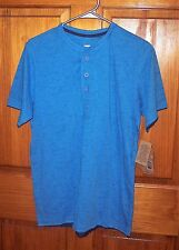 NWT Boys Small S/C Route 66 Turquoise SS Pullover Shirt T Shirt NEW
